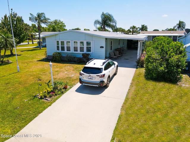 1404 Barefoot Circle, Sebastian, FL 32976 (MLS #902269) :: Blue Marlin Real Estate
