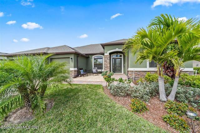 3550 Salt Marsh Circle, West Melbourne, FL 32904 (MLS #902283) :: Blue Marlin Real Estate