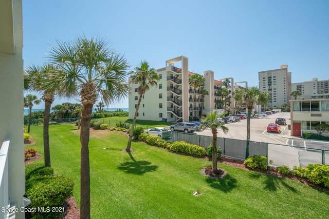 1000 N Atlantic Avenue #214, Cocoa Beach, FL 32931 (MLS #902285) :: Blue Marlin Real Estate
