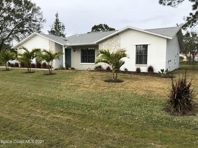 341 Narragansett Street NE, Palm Bay, FL 32907 (MLS #902290) :: Premier Home Experts