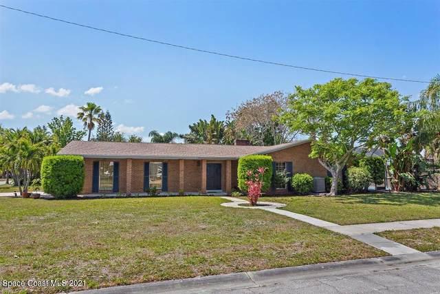 2600 Diplomat Drive, Melbourne, FL 32901 (MLS #902295) :: Premier Home Experts