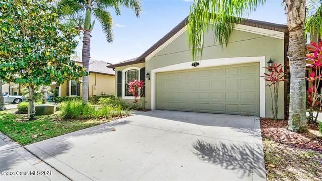 383 Murano Drive, West Melbourne, FL 32904 (MLS #902298) :: Premier Home Experts