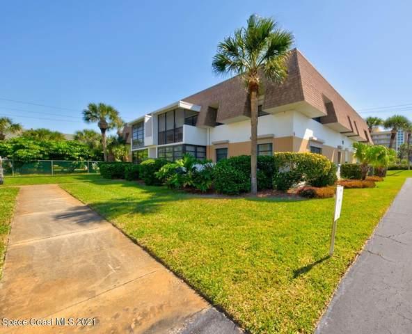 2700 N Highway A1a #14203, Indialantic, FL 32903 (MLS #902308) :: Blue Marlin Real Estate