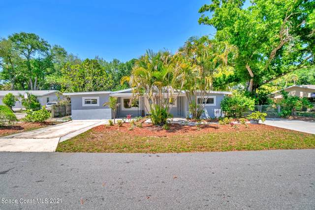 480 Robinhood Drive, Merritt Island, FL 32953 (MLS #902312) :: Blue Marlin Real Estate