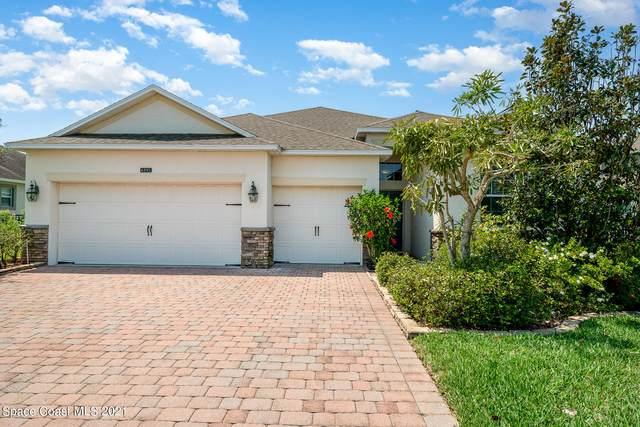 6193 Goleta Circle, Melbourne, FL 32940 (MLS #902313) :: Premium Properties Real Estate Services
