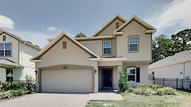 5603 Reagan Avenue, Titusville, FL 32780 (MLS #902333) :: Blue Marlin Real Estate