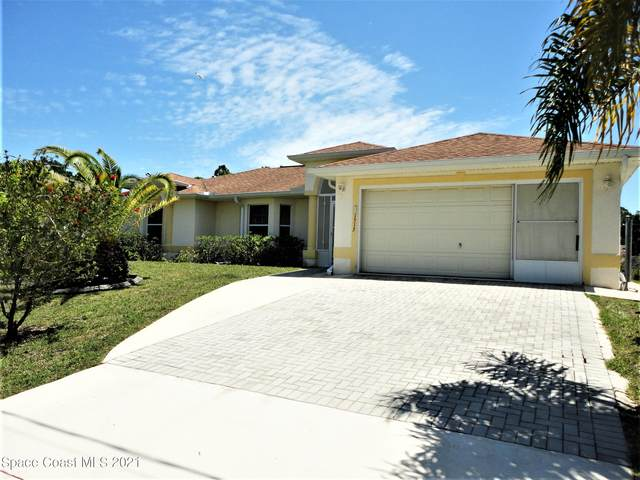 1515 Dallam Avenue NW, Palm Bay, FL 32907 (MLS #902341) :: Premium Properties Real Estate Services