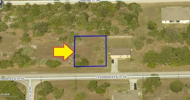 527 J.A. Bombardier Boulevard, Palm Bay, FL 32908 (MLS #902356) :: Armel Real Estate