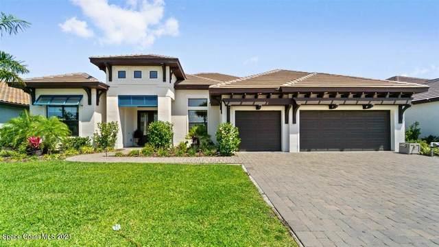 3561 Durksly Drive, Melbourne, FL 32940 (MLS #902363) :: Premium Properties Real Estate Services