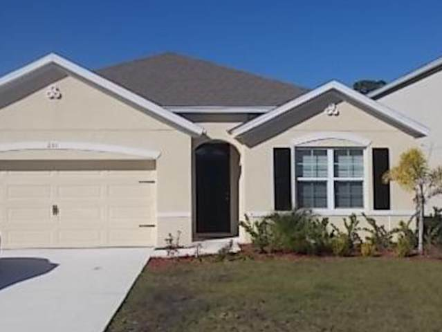 281 Moray Drive, Palm Bay, FL 32908 (MLS #902366) :: Premium Properties Real Estate Services