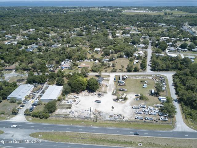 3430 Old Dixie Highway, Mims, FL 32754 (MLS #902369) :: Keller Williams Realty Brevard