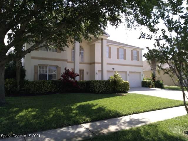 431 Meredith Way, Titusville, FL 32780 (MLS #902382) :: Blue Marlin Real Estate