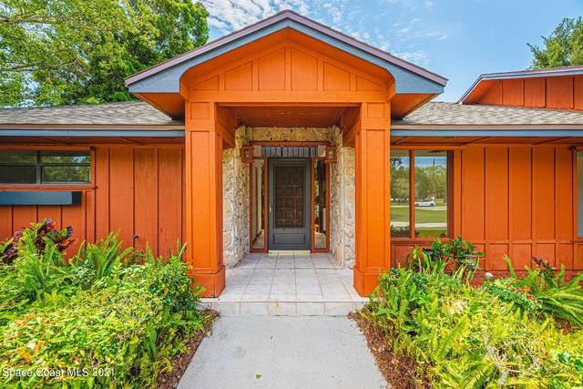 4905 Laguna Vista Drive, Melbourne, FL 32934 (MLS #902384) :: Blue Marlin Real Estate