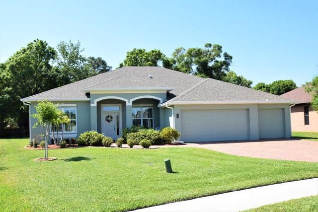 221 Athey Court, Melbourne, FL 32904 (MLS #902419) :: Premium Properties Real Estate Services
