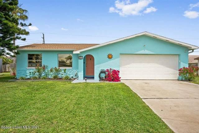 350 Sea Grape Street, Indialantic, FL 32903 (MLS #902421) :: Premium Properties Real Estate Services