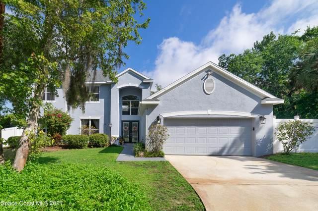 6630 Windover Way, Titusville, FL 32780 (MLS #902422) :: Blue Marlin Real Estate