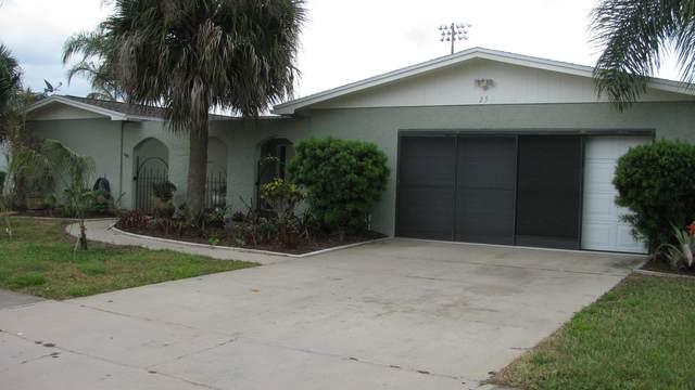 25 Artemis Boulevard, Merritt Island, FL 32953 (MLS #902427) :: Blue Marlin Real Estate