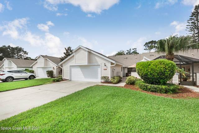 897 Ridge Lake Drive, Melbourne, FL 32940 (MLS #902429) :: Blue Marlin Real Estate