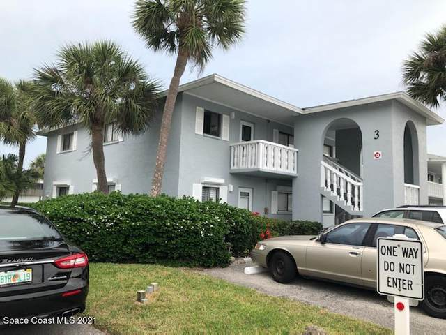 3799 S Banana River Boulevard #302, Cocoa Beach, FL 32931 (MLS #902430) :: Blue Marlin Real Estate