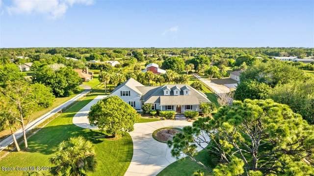 4035 Post Road, Melbourne, FL 32934 (MLS #902431) :: Blue Marlin Real Estate