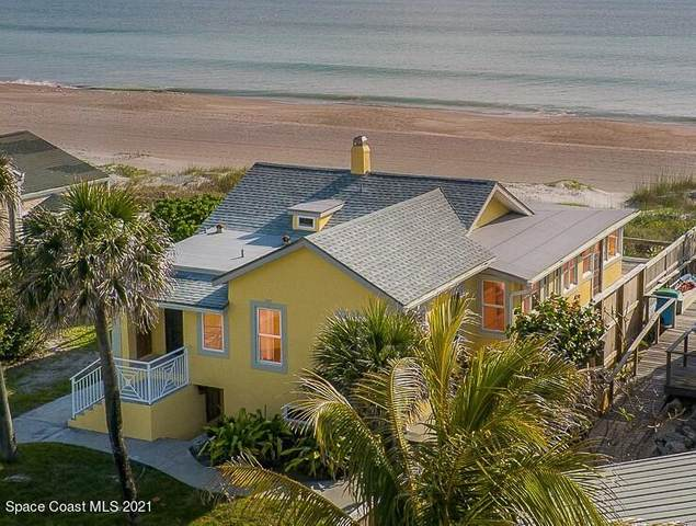1207 Atlantic Street, Melbourne Beach, FL 32951 (MLS #902433) :: Blue Marlin Real Estate