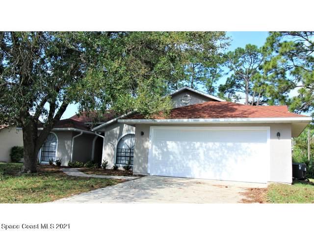 1134 Helena Avenue NW, Palm Bay, FL 32907 (MLS #902437) :: Blue Marlin Real Estate