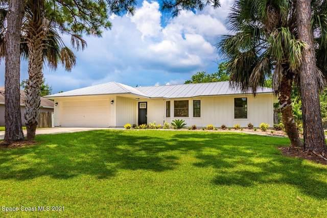 3244 Reef Road SE, Palm Bay, FL 32909 (MLS #902438) :: Premium Properties Real Estate Services