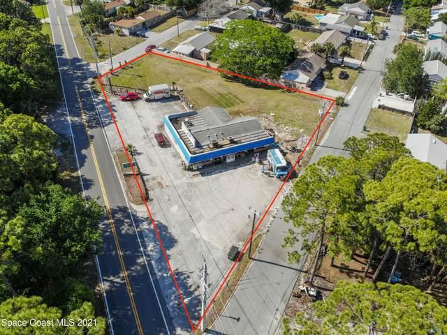 1310 S Tropical Trail, Merritt Island, FL 32952 (MLS #902445) :: Blue Marlin Real Estate