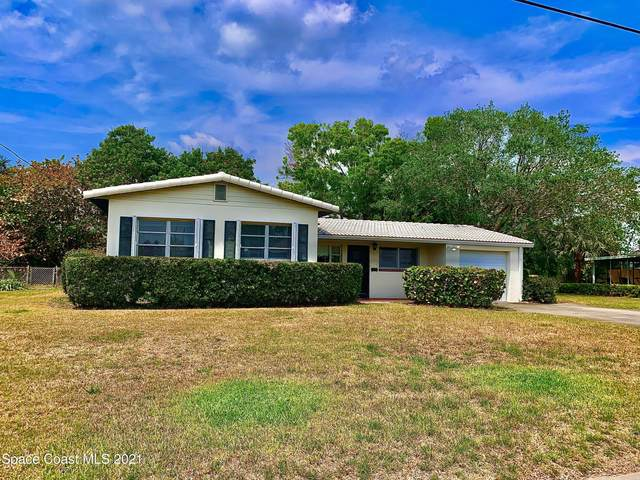 1254 Sun Circle E, Melbourne, FL 32935 (MLS #902454) :: Blue Marlin Real Estate