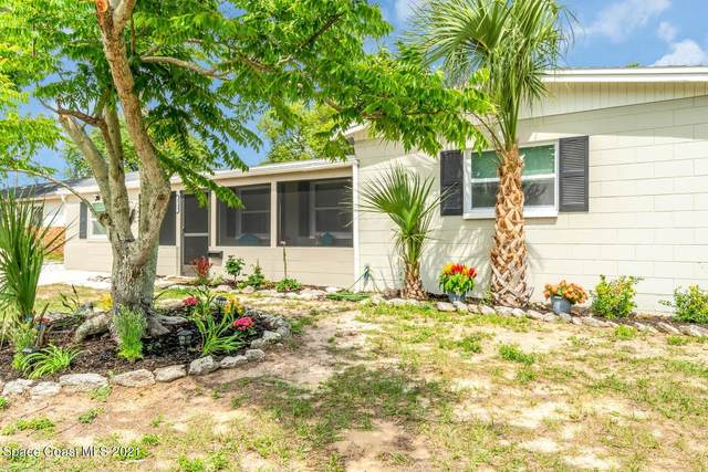 4785 Key Largo Drive W, Titusville, FL 32780 (MLS #902485) :: Blue Marlin Real Estate