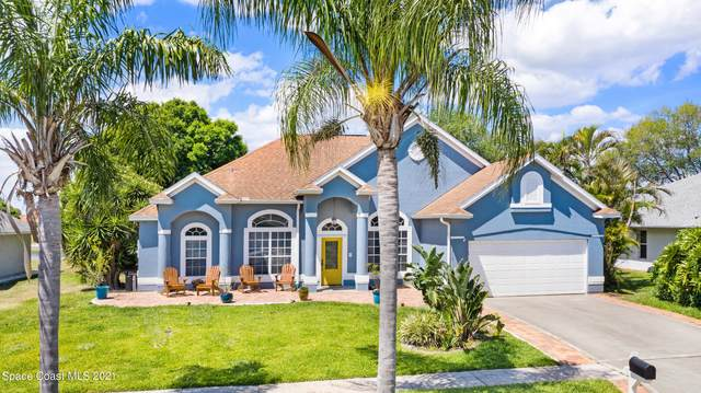 318 Lake Victoria Circle, Melbourne, FL 32940 (MLS #902486) :: Premium Properties Real Estate Services