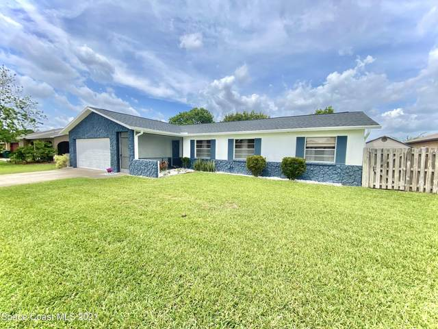 2592 Fulton Court, Melbourne, FL 32935 (MLS #902502) :: Blue Marlin Real Estate