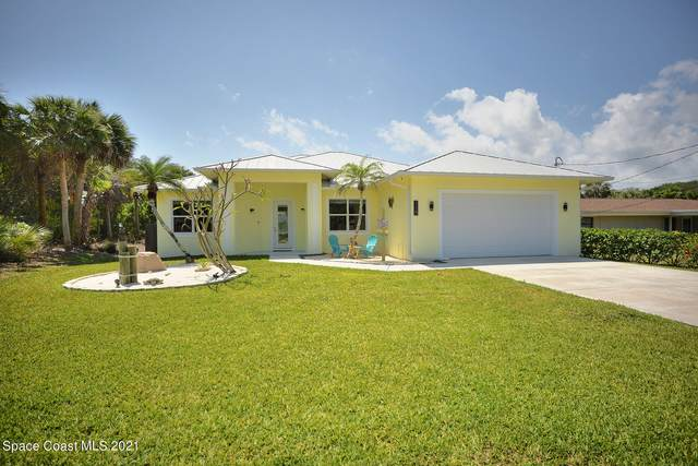 115 Duval Street, Melbourne Beach, FL 32951 (MLS #902513) :: Blue Marlin Real Estate