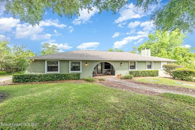 1504 S Carpenter Road, Titusville, FL 32796 (MLS #902547) :: Keller Williams Realty Brevard