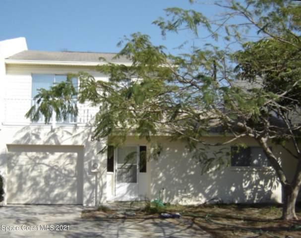 54 Colonial Drive, Cocoa Beach, FL 32931 (MLS #902550) :: Blue Marlin Real Estate