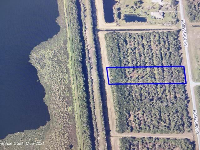 8556 Horseshoe Avenue, Palm Bay, FL 32909 (MLS #902555) :: Armel Real Estate