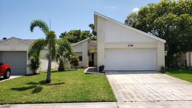 1739 Goldfinch Court, Melbourne, FL 32935 (MLS #902568) :: Blue Marlin Real Estate