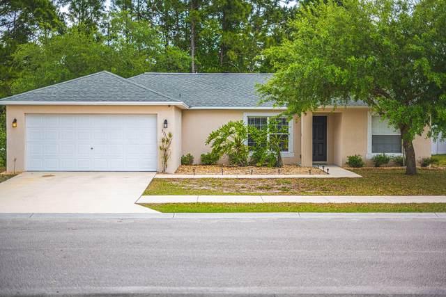 5771 Cinnamon Fern Boulevard, Cocoa, FL 32927 (MLS #902571) :: Premium Properties Real Estate Services