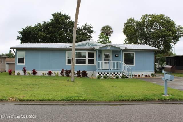 311 Woodlake Avenue, Cocoa, FL 32926 (MLS #902572) :: Premium Properties Real Estate Services