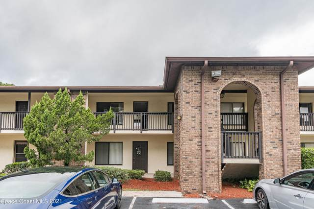 1515 Huntington Lane #226, Rockledge, FL 32955 (MLS #902592) :: Blue Marlin Real Estate