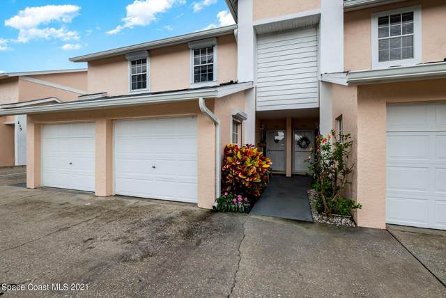 145 Escambia Lane #107, Cocoa Beach, FL 32931 (MLS #902608) :: Blue Marlin Real Estate