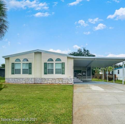 133 Vanguard Circle, Cocoa, FL 32926 (MLS #902615) :: Blue Marlin Real Estate