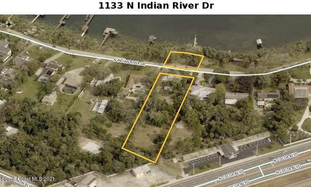 1133 N Indian River Drive, Cocoa, FL 32922 (MLS #902632) :: Blue Marlin Real Estate