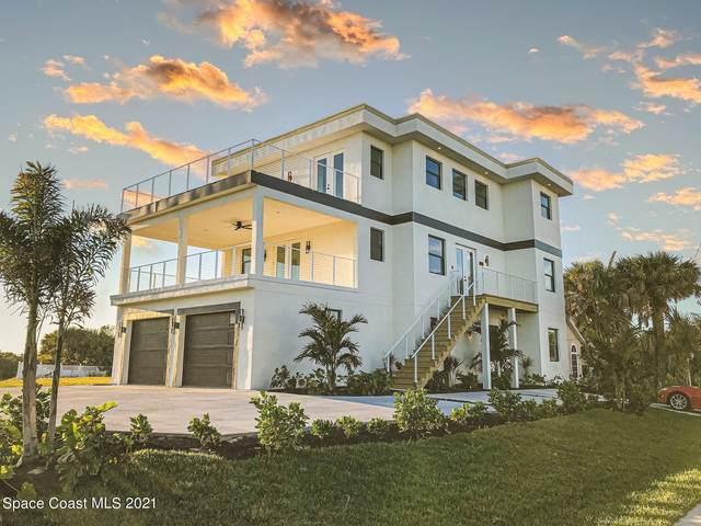 6900 S Highway A1a, Melbourne Beach, FL 32951 (MLS #902646) :: Blue Marlin Real Estate