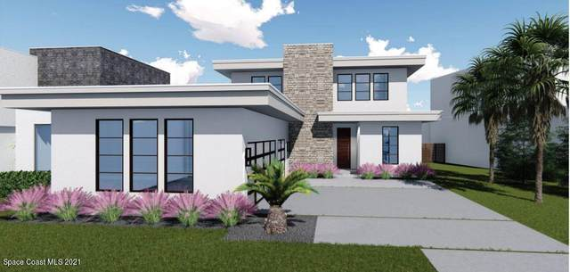 4761 Tennyson Drive, Rockledge, FL 32955 (MLS #902655) :: Blue Marlin Real Estate