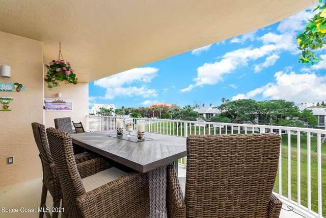 807 Mystic Drive C305, Cape Canaveral, FL 32920 (MLS #902659) :: Blue Marlin Real Estate