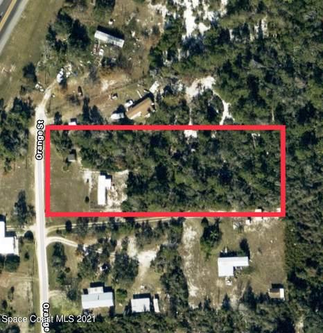 4895 Orange Street, Mims, FL 32754 (MLS #902660) :: Keller Williams Realty Brevard