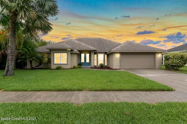 2975 Savannahs Trail, Merritt Island, FL 32953 (MLS #902672) :: Premium Properties Real Estate Services