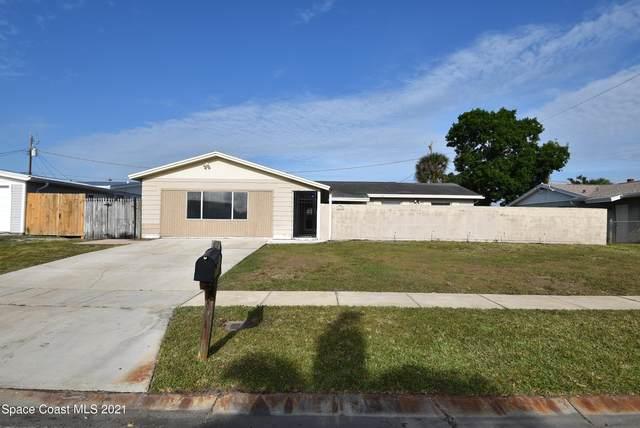 1135 Typhoon Drive, Merritt Island, FL 32953 (MLS #902677) :: Keller Williams Realty Brevard