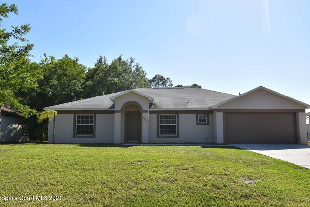 2820 SE Landry Avenue SE, Palm Bay, FL 32909 (MLS #902680) :: Armel Real Estate